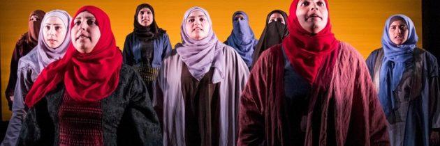 """نساء سوريا…""""ملكات"""" يعلمن العالم الأمل في زمن الحرب."""