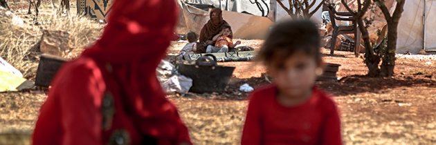 حصيلة الضحايا من النساء والأطفال في سوريا منذ آذار 2011