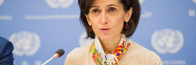 بعد سبعين عاماً على تأسيس مجلس الأمن الدولي تتولى الرئاسة امرأة عربية