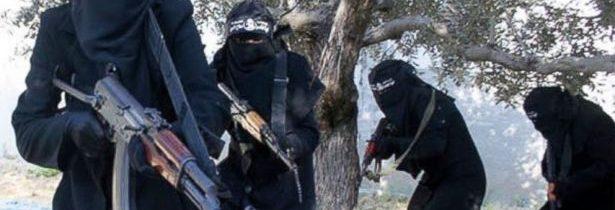 تجنيد داعش للنساء الغربيات