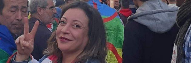 المحكمة الجزائرية تحكم بسجن الطبيبة والناشطة السياسية أميرة بوراوي
