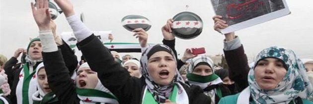 تيار الغد: نقدر دور المرأة السورية ونسعى لإشراكها بالحياة السياسية