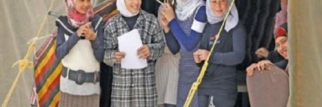 تضاعف زواج الاطفال بين اللاجئات السوريات في الاردن