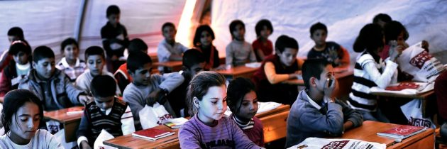 في اليوم العالمي للطفل أغلب أطفال سوريا خارج نطاق التعليم