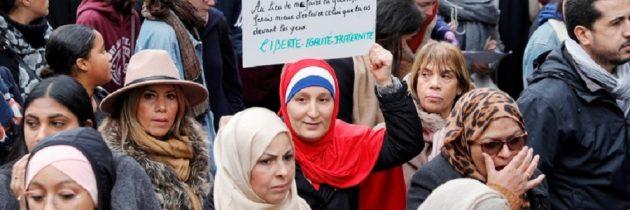 بيان موجّه لمجلس حقوق الإنسان يدعو إلى وقف التمييز ضد المحجّبات في أوروبا