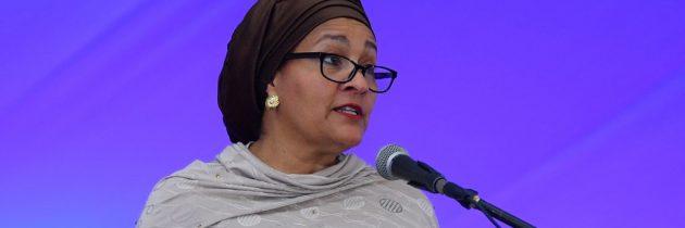 """مبادرة """"نساء ينهضن لأجل الجميع"""" تؤكد على أهمية قيادة المرأة بالنسبة للعالم"""