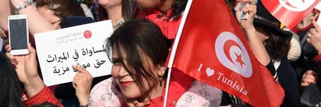 في يوم المرأة التونسية الرئيس قيس سعيد يُسقِط حق المرأة بالمساواة في الميراث
