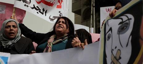 لا «عزاء» للنساء المقتولات في غزة!