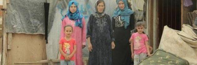 لاجئات سوريات في لبنان – معاناة يومية وسط ظروف غير إنسانية