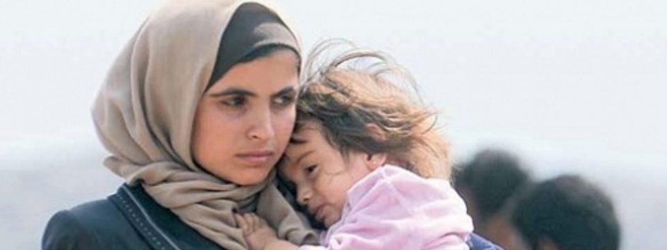 لاجئ واحد من بين كل عشرة أشخاص في الأردن أغلبهم من النساء والأطفال