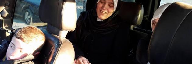 55 امرأة تنال حريتها بصفقة تبادلٍ في حماة